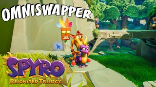 Spyro Reignited Trilogy | Omniswapper Mod