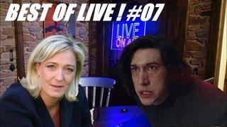 Fictosexualité VS JVC, Macron VS Le Pen & Dupont-Moretti VS Dignité (EN LIVE ! #07)