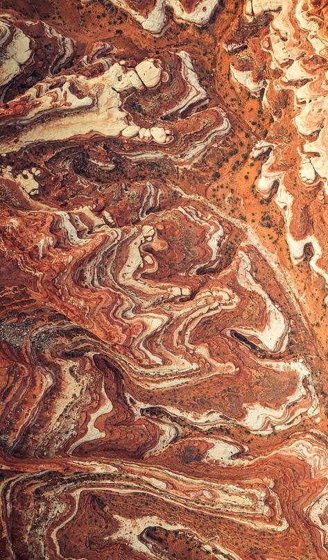 Аэросъемка каньонов