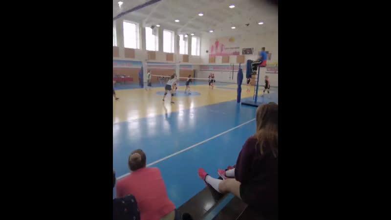 зональные волейбол женщины, 2я с Ярково