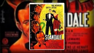 Скандал  -  Комедия, криминал Франция 1948