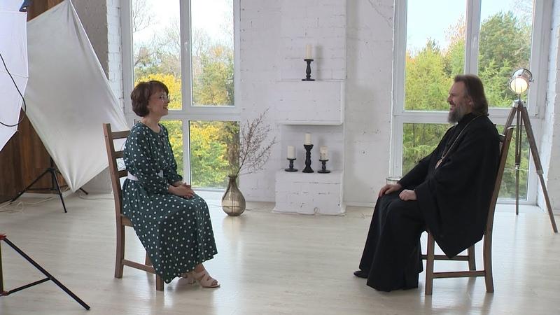 Интервью с митрополитом Тверским и Кашинским Амвросием