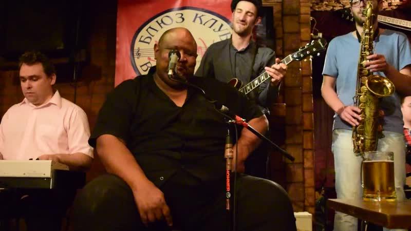 Phil Big Daddy Blues Speat и Евгений Ламба Бэнд 1