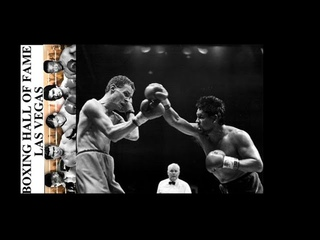 """Roberto Duran """"Hands of Stone"""" Stops Paul Thorn This Day April 14, 1988"""