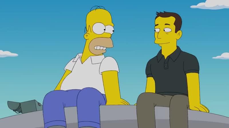 Твоя гениальность и моя никчемность отличная команда Симпсоны НСВП