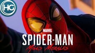 Marvel's Spider-Man: Miles Morales - PS5 vs PS4 Graphics Comparison