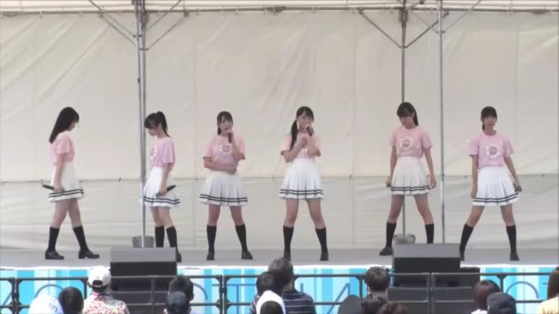 STU48 Quay Outdoor Live in Hiroshima Port International Ferry Port (2020.08.22) [NicoNico]