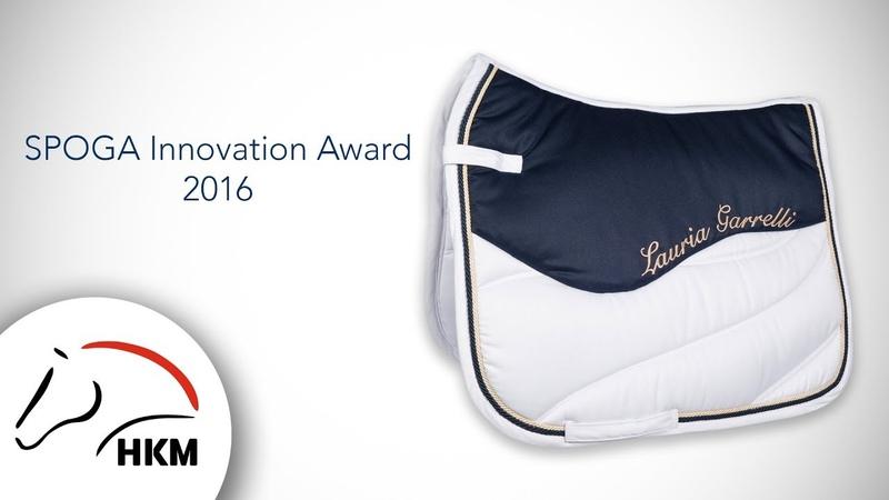 HKM Schabracke nominiert für den Spoga Innovation Award 2016 HKM Sports Equipment