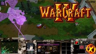 NARUTO WARCRAFT 3 🔥 Anime Edition!