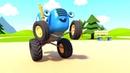 Синий Трактор 3D Клад и колёса Новые мультики про машинки