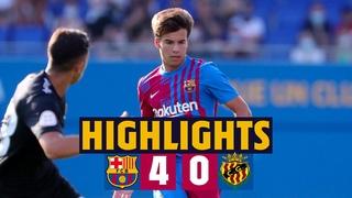 ⚽️🎥 HIGHLIGHTS    Barça 4-0 Nàstic (FIRST MATCH OF PRE SEASON!)