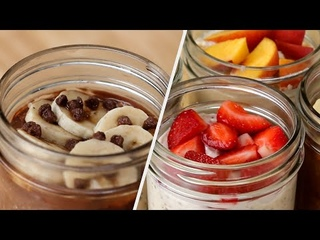 Overnight Oats Made Awesome!