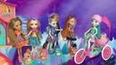 Куклы Энчантималс пришли к Данессе Оленни поздравить с новосельем! Видео для детей. Играем в куклы.