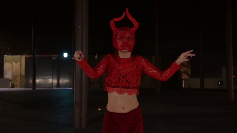 SEVDALIZA HUMAN Choreography by Demi Han Tribal fusion belly dance at Seoul Fringe festival