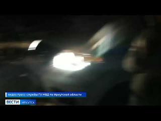 Полицейские помогли охотникам выбраться из снежной ловушки в 40 градусный мороз в Усть-Куте