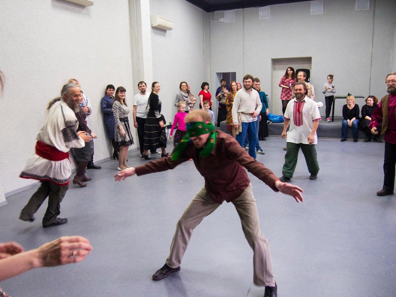 Афиша Воронеж Хороводный тренинг