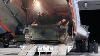Минобороны РФ перебрасывает в Таджикистан модернизированные БМП 2 2