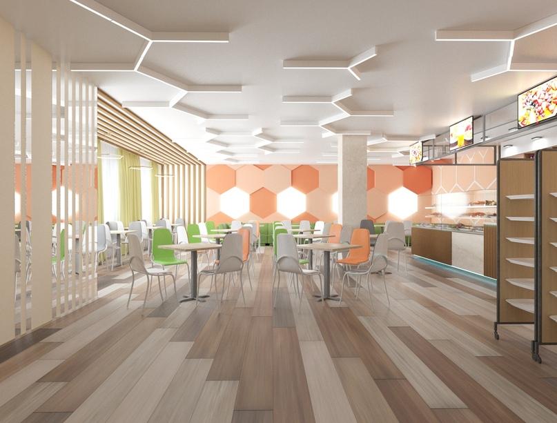 Обновлённое кафе «ГНОМ», изображение №4