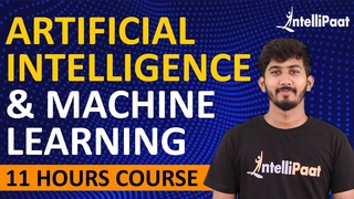 Learn Machine Learning and Artificial Intelligence Course Full Online | ML and AI Course