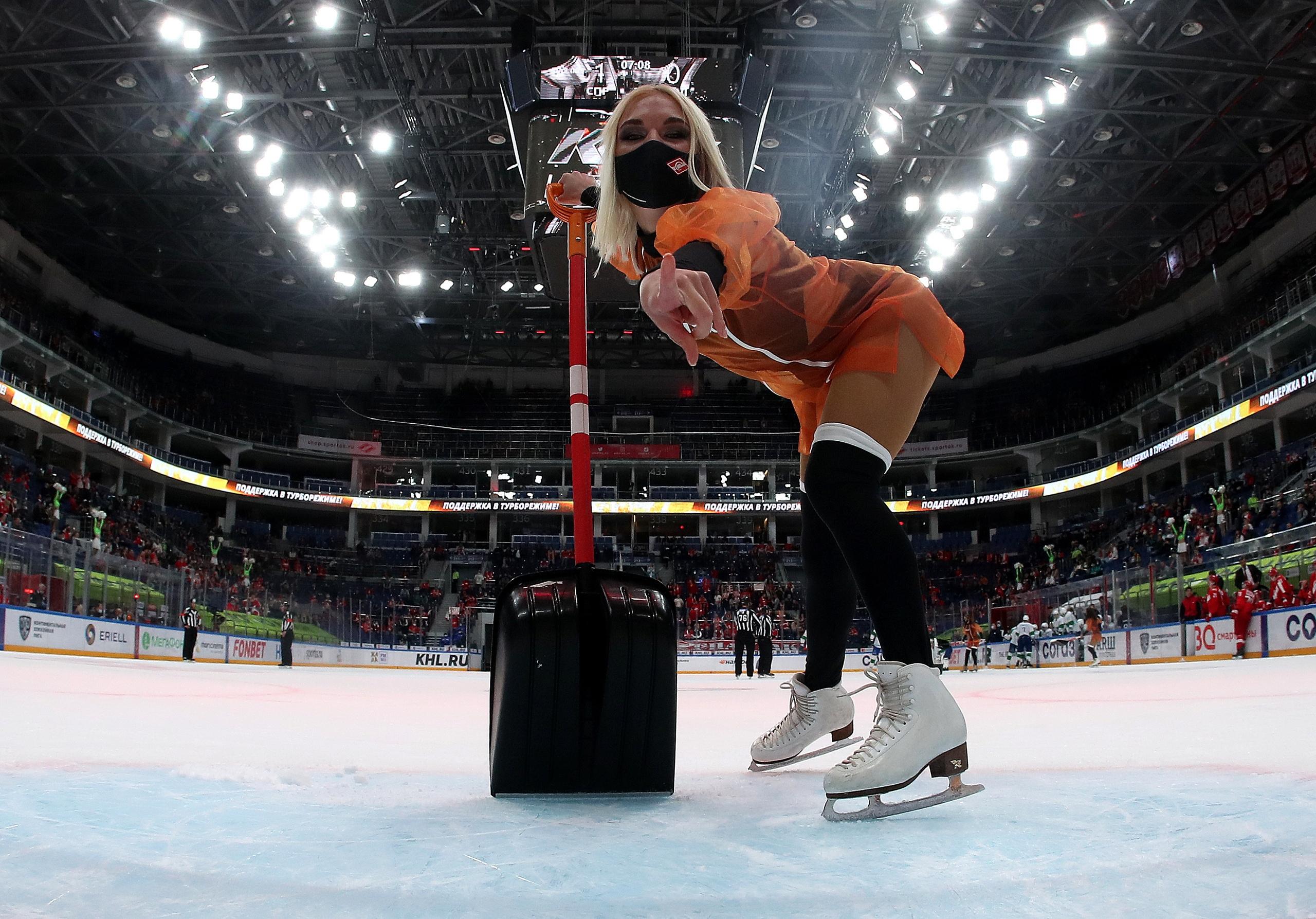 Spartak Ice Girl