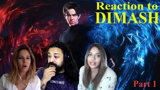 Dimash, the best reaction of bloggers (Part 1)