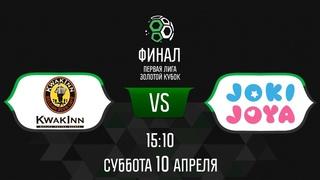 KwakInn vs Joki Joya   Online-трансляция