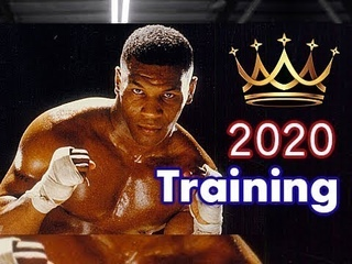 """Mike Tyson """"BEST ULTIMATE TRAINING"""" ★Speed★Defence★Shadow Boxing★Boom Punches"""