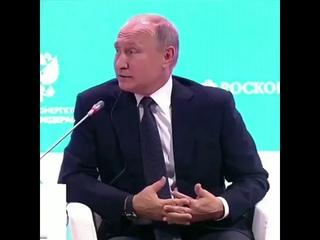 🔹️Путин: Было бы хорошо, если б те, кто хочет ввести санкции, ввели бы все санкции, которые только