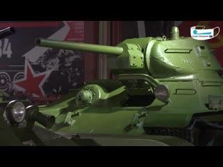 Во Всеволожске открылась экспозиция музея «Битва за Ленинград»