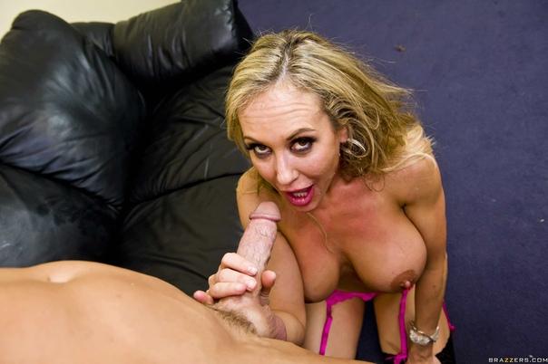 Classy MILFs Stormy Daniels and Julia Ann enjoying nasty sex