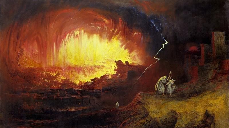 Психологические Значения Библейских Историй XI Содом и Гоморра