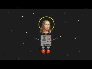 Jesucristo el robot del futuro