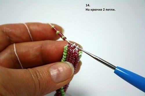 Нашла в сети полезный мастер-класс по вязанию жгутов-спиралей....