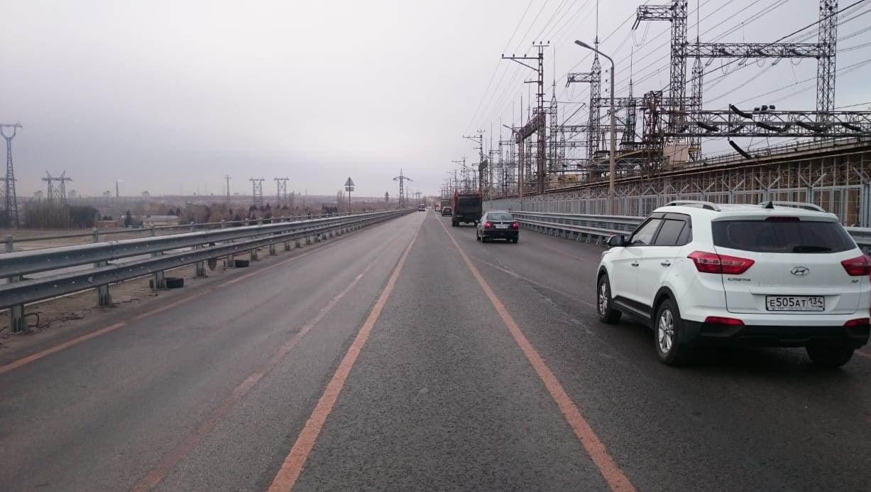 Ремонтные работы на мостовом комплексе Волжской ГЭС запланированные на этот год  завершились