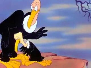 Beaky Buzzard - Ahhh no no no no no