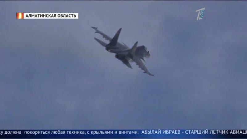 Небо под замком силам воздушной обороны РК 22 года