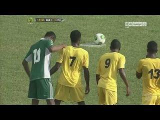 Nigeria Vs Ethiopia 2-0