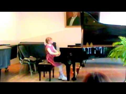 Всеукраинский Конкурс имени Вериковской 25 марта 2017 Катя Елисеева 9 лет