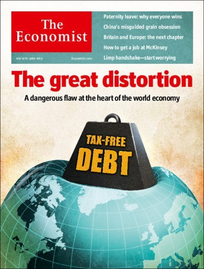 The Economist - Audio Edition (May 16th, 2015)