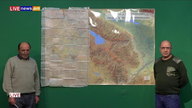 Гарник Исагулян Նիկոլը 2200 քառակուսի կիլոմետր ՀՀ-ից հող է ծախում Ադրբեջանին