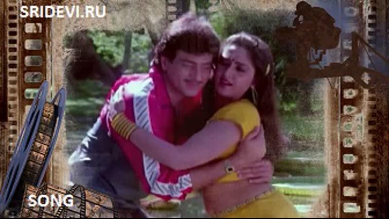 Песня Oi Amma Oi Amma из фильма Бездельник Mawaali hindi 1983