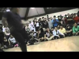 Bboy Dummy 2011 |Unleashed & Twisted Roots|