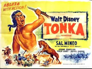 Tonka e o Bravo Comanche (Tonka) (1958) Legendado