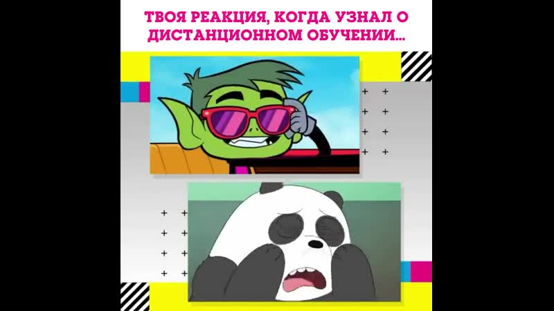 Панда и Бистбой Cartoon Network