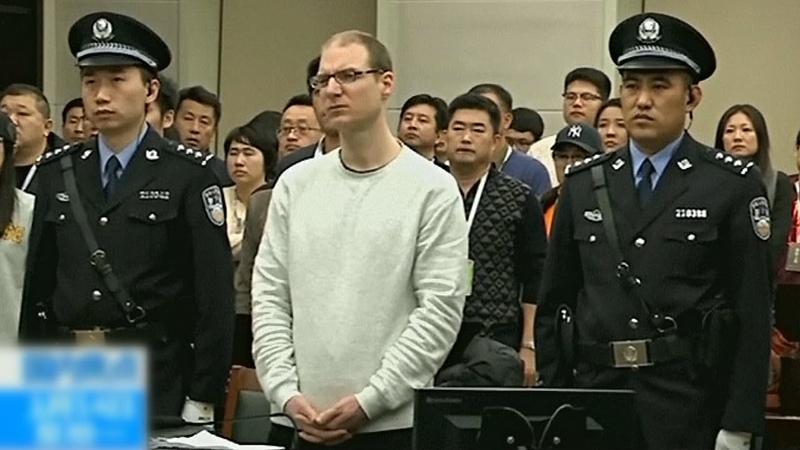 Канадца в Китае приговорили к смертной казни на фоне напряжённости из за Huawei