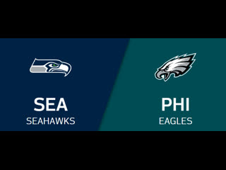 Nfl 2019-2020 / wild card / seattle seahawks philadelphia eagles / cg / en