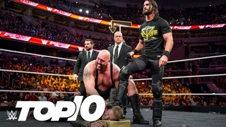 [#My1] Seth Rollins' most devious acts: WWE Top 10, May 24, 2020