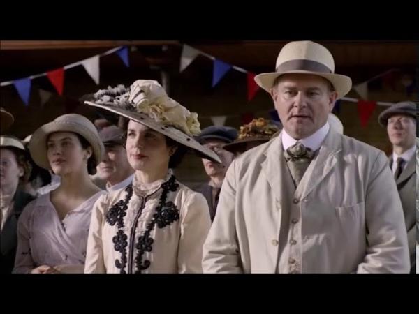 Аббатство Даунтон говорит графиня Вайолет