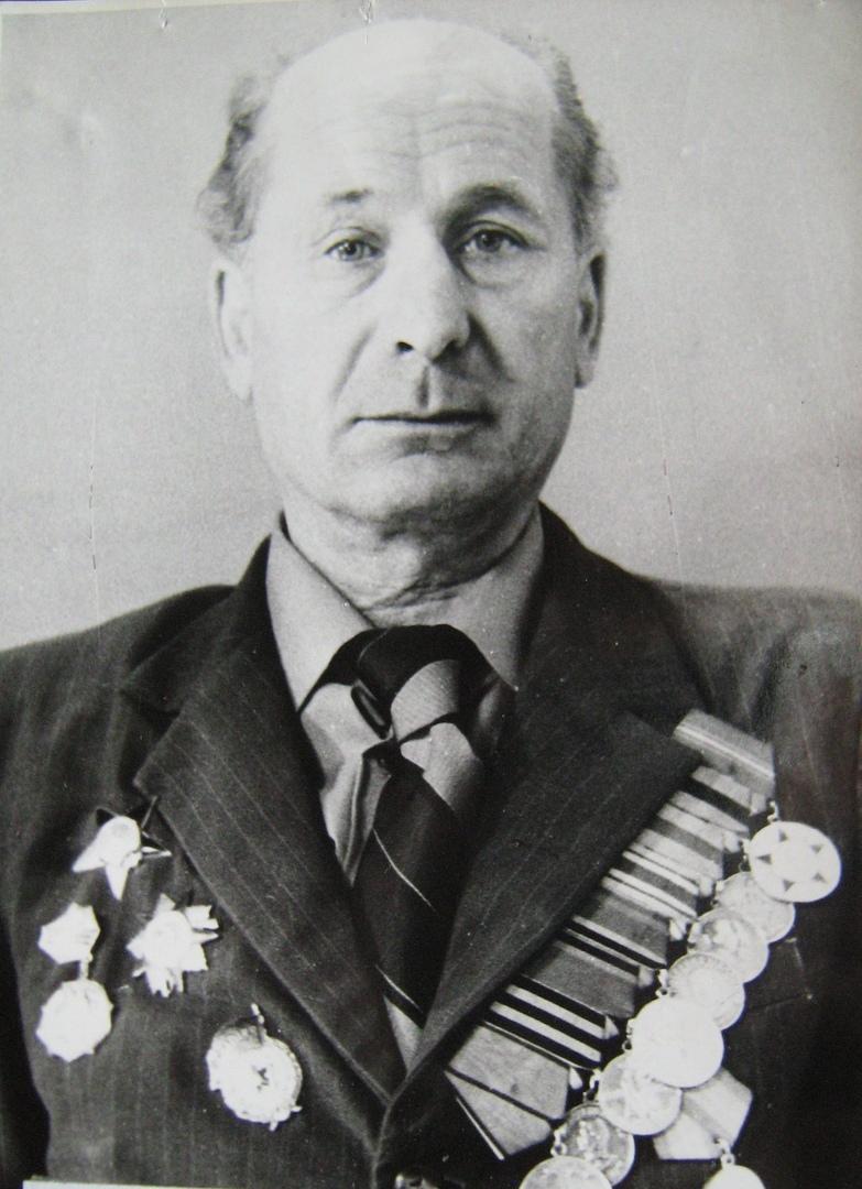 Потоцкий Виктор Дмитриевич