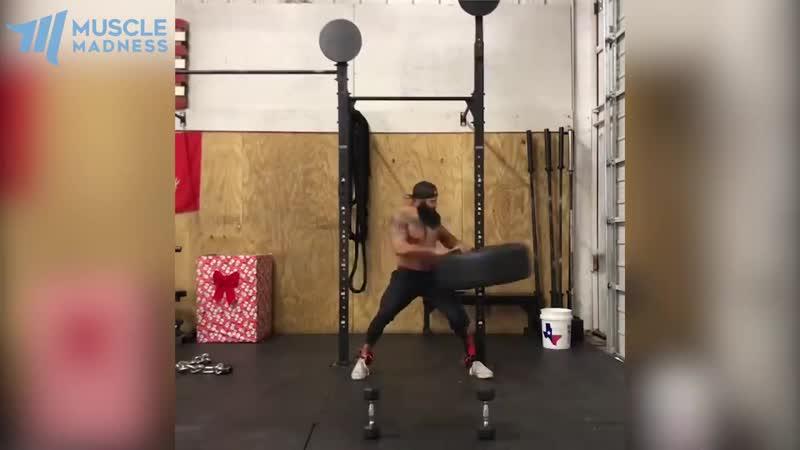 Hardest Evolution - Jose Luis Sanchez _ Muscle Madness